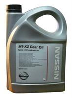 Масло трансмиссионное MT XZ Gear Oil 75W-85, 5л