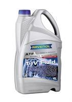 Масло трансмиссионное полусинтетическое Automatik-Getriebe-Oel T-IV Fluid, 4л