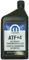 Масло трансмиссионное ATF plus 4, 1л