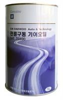 Масло трансмиссионное синтетическое GM DAEWOO 75W-90, 1л