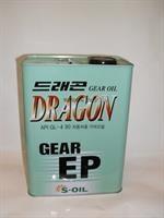 Масло трансмиссионное минеральное GEAR EP 90, 4л