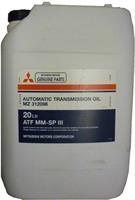 Масло трансмиссионное ATF MM-SP III, 20л