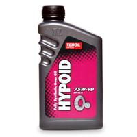 Масло трансмиссионное синтетическое HYPOID 75W-90, 1л