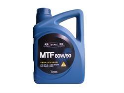 Масло трансмиссионное минеральное Transmission Oil 80W-90, 4л
