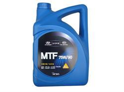 Масло трансмиссионное синтетическое Gear Oil 75W-90, 6л