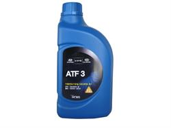 Масло трансмиссионное минеральное ATF 3, 1л