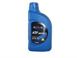 Масло трансмиссионное полусинтетическое ATF RED-1, 1л