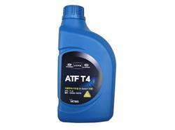 Масло трансмиссионное полусинтетическое ATF JWS3309, 1л