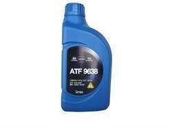 Масло трансмиссионное полусинтетическое ATF NWS9638, 1л