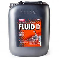 Масло трансмиссионное минеральное Fluid D, 20л