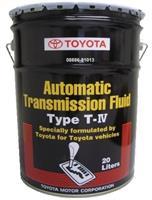 Масло трансмиссионное ATF TYPE T-4, 20л