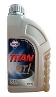 Масло моторное синтетическое TITAN GT1 5W-40, 1л