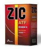 Масло трансмиссионное синтетическое ATF Dexron VI, 4л