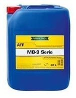 Масло трансмиссионное синтетическое ATF MB 9-Serie, 20л