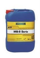 Масло трансмиссионное синтетическое ATF MB 9-Serie, 10л