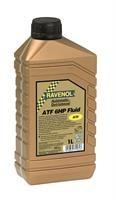 Масло трансмиссионное синтетическое ATF 6 HP Fluid, 1л