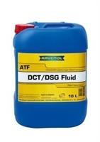 Масло трансмиссионное полусинтетическое DCT/DSG Getriebe Fluid, 10л