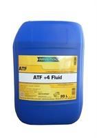 Масло трансмиссионное синтетическое ATF+4 Fluid, 20л