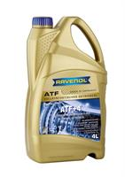 Масло трансмиссионное синтетическое ATF+4 Fluid, 4л