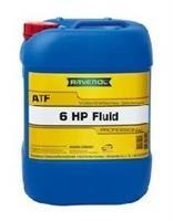Масло трансмиссионное синтетическое ATF 6 HP Fluid, 20л