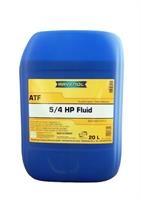 Масло трансмиссионное синтетическое ATF 5/4 HP, 20л