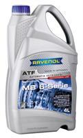 Масло трансмиссионное синтетическое ATF MB 6-Serie, 4л