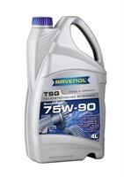 Масло трансмиссионное полусинтетическое TSG 75W-90, 4л