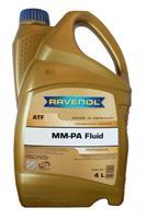 Масло трансмиссионное синтетическое ATF MM-PA Fluid, 4л