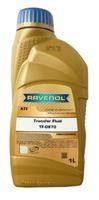 Масло трансмиссионное синтетическое Transfer Fluid TF0870, 1л