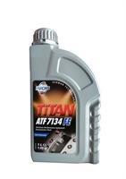 Масло трансмиссионное синтетическое TITAN ATF 7134 FE, 1л