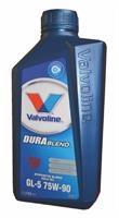 Масло трансмиссионное полусинтетическое DuraBlend GL-5 75W-90, 1л