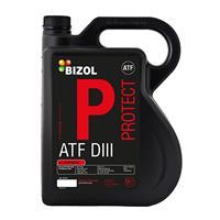 Масло трансмиссионное синтетическое Protect ATF DIII, 5л
