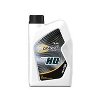 Масло трансмиссионное полусинтетическое HD 75W-90, 1л