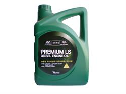 Масло моторное полусинтетическое Premium LS Diesel 5W-30, 6л