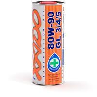 Масло трансмиссионное минеральное Atomic Oil GL 3/4/5 80W-90, 0.5л