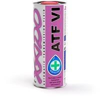 Масло трансмиссионное полусинтетическое Atomic Oil ATF VI, 1л