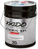 Масло трансмиссионное синтетическое Atomic Oil CVT, 20л