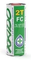 Масло моторное синтетическое Atomic Oil 2T FC, 1л