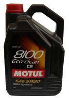Масло моторное синтетическое 8100 Eco-clean 5W-30, 5л