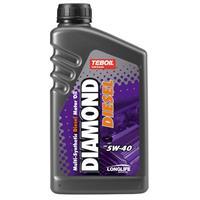 Масло моторное синтетическое Diamond Diesel 5W-40, 1л