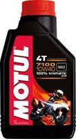 Масло моторное синтетическое 7100 4T 10W-40, 1л