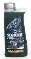 Масло моторное синтетическое 2-Takt Scooter 30, 0.5л