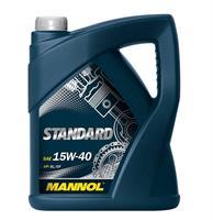 Масло моторное минеральное STANDARD 15W-40, 5л