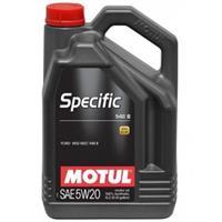 Масло моторное синтетическое Specific 948B 5W-20, 5л