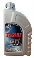 Масло моторное синтетическое TITAN GT1 PRO FLEX 5W-30, 1л