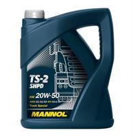 Масло моторное минеральное TS-2 SHPD 20W-50, 5л