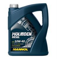 Масло моторное полусинтетическое MOS Diesel 10W-40, 5л