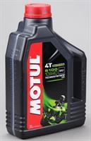 Масло моторное полусинтетическое 5100 ESTER 4T 10W-40, 2л