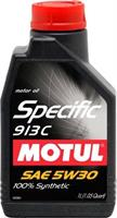 Масло моторное синтетическое SPECIFIC FORD 913 C 5W-30, 1л