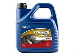 Масло моторное синтетическое SynGold LL-III Plus 5W-30, 4л
